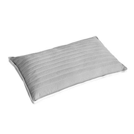 "Cassia / Golden Seed Herbal Neck Pillow Home & kitchen LIFEASE Flat Pillow 16.54""x27.56"" Grey"