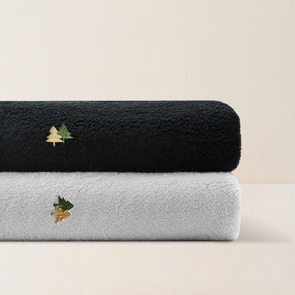 Xinjiang Long-staple Cotton Embroidered Bath Towel