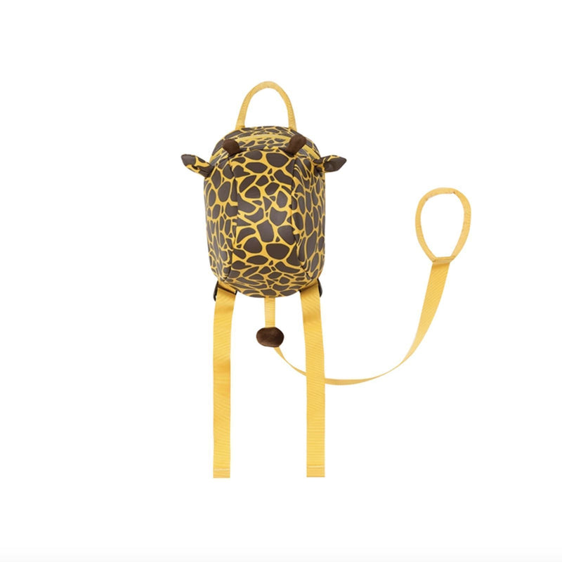 Children Safety Anti-Lost Backpack Baby Care LIFEASE Giraffe (1-3 years old)