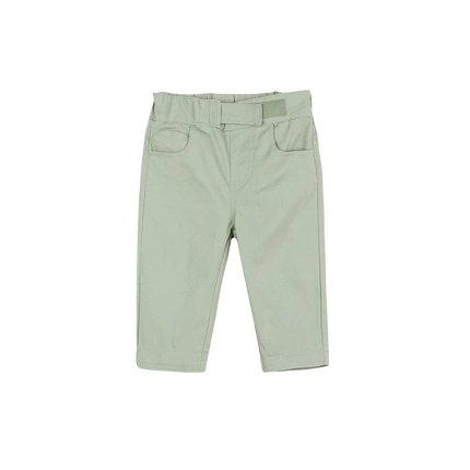 Children's Casual Woven Pants for 1-8 Years Old Baby Care LIFEASE Green 2.62 feet