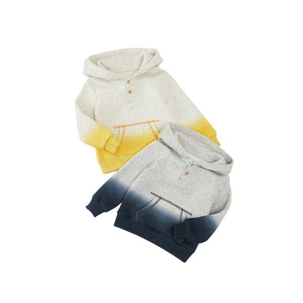 Children's Gradient Hoodie for 1-8 Years Old Baby Care LIFEASE