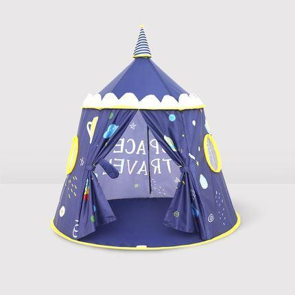 Children's Indoor Play Tent Baby Care LIFEASE Galaxy Castle