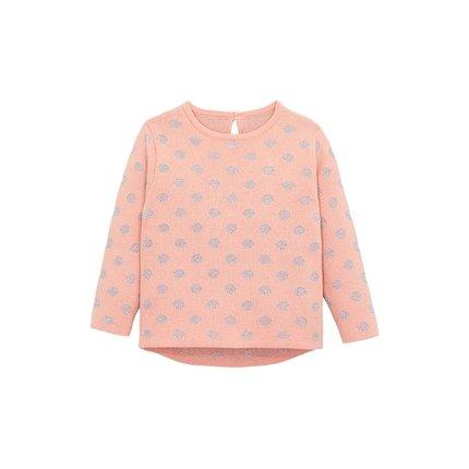 Children's Sweater for 1-8 Years Old Baby Care LIFEASE Pink 2.62 feet