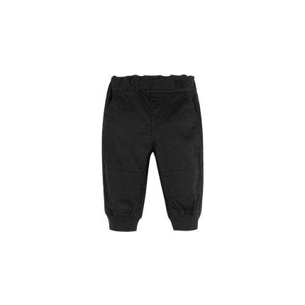 Children's Woven Trousers with Adjustable Waist Baby Care LIFEASE Black 2.62 feet