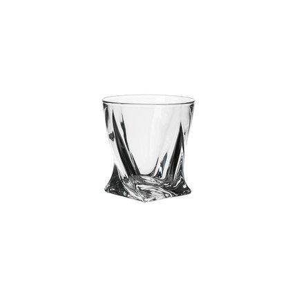 Crystal Whiskey Glass [Made in Czech Republic] Home & kitchen LIFEASE 55ml