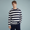 Men's Polar Fleece Striped Pajama
