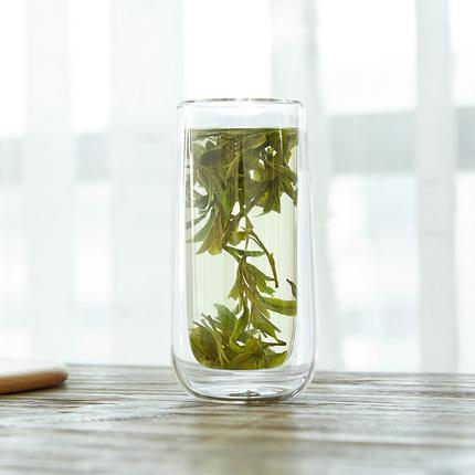 【Use code:MEMORIAL28, Buy 2 Get 20% off】[Minimum 2 Per Order] Double Wall Insulated Green Tea Cup