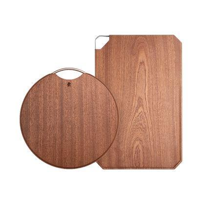 Ebony Wood Chopping Board Home & kitchen LIFEASE