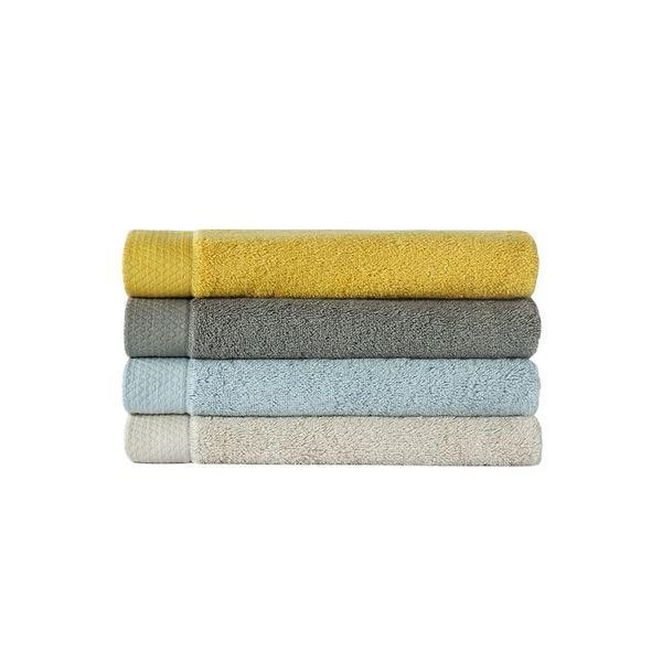 Egyptian Long-staple Cotton Towel Home & kitchen LIFEASE