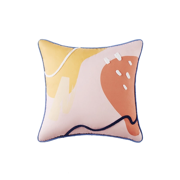 "[Minimum 2 Per Order] ""Become Me"" Abstract Art Pillow"