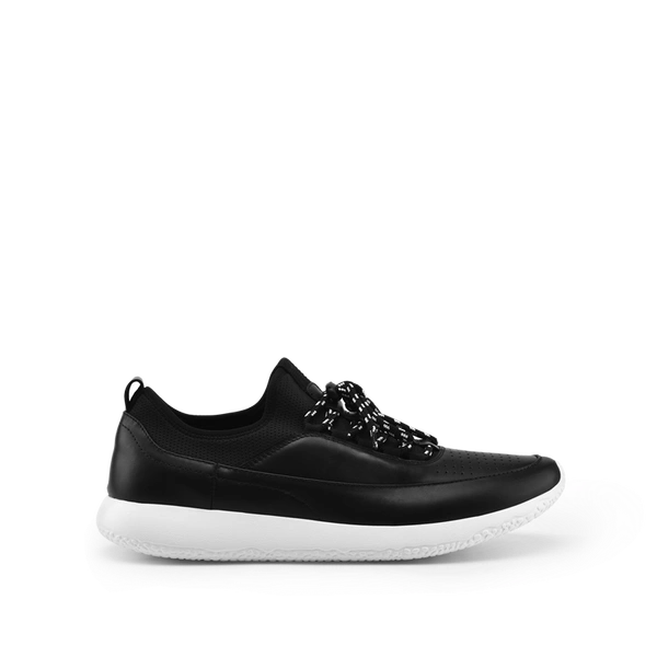 Men's Light Weight Leather Sneakers