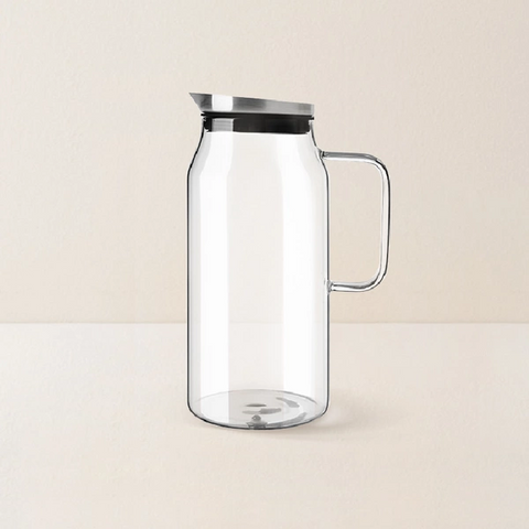 【Use code:MEMORIAL28, Buy 2 Get 20% off】Heat-resistant Glass Pitcher