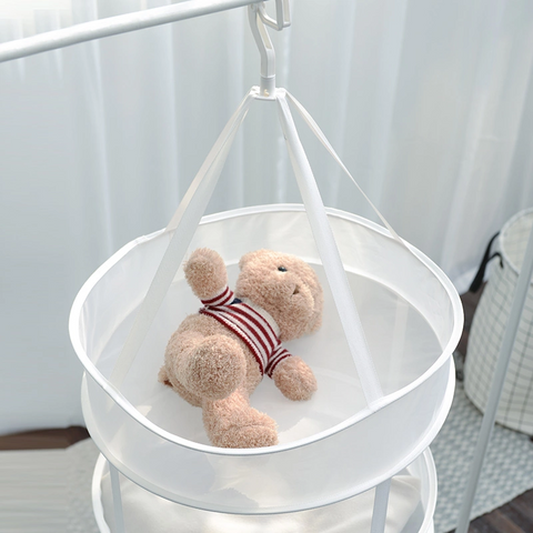 Organizable Hanging Cloth Basket