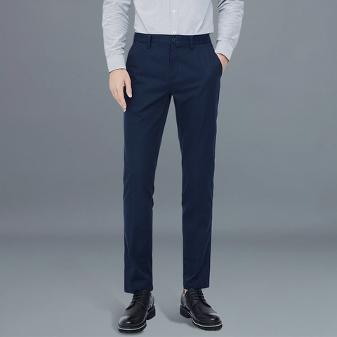 Easy Care Men's Casual Business Pants