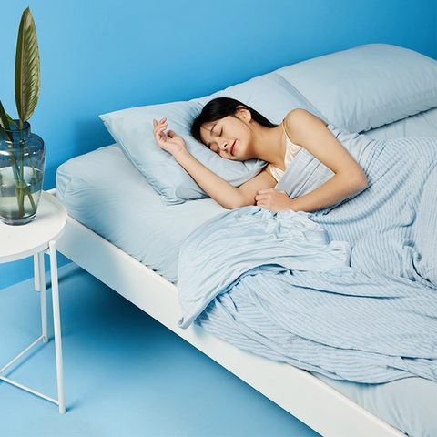 Double-sided Cooling Blanket