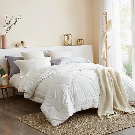 Fine Wool Spring and Autumn Comforter - Queen/King Home & kitchen LIFEASE