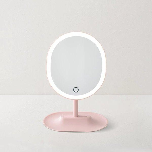 Finger Touch LED Makeup Mirror Holiday special LIFEASE