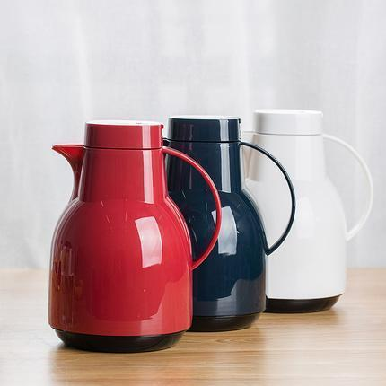 Glass Lined Insulated Pitcher - 1 Liter - Multiple Colors Home & kitchen LIFEASE