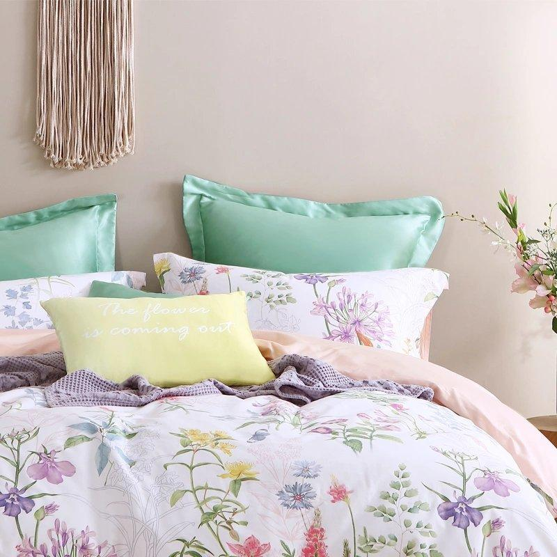 Green Garden - Pillowcase Home & kitchen LIFEASE