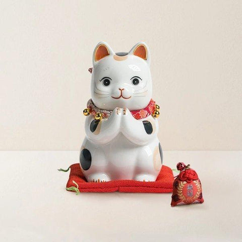 Japan Design Beckoning Cat Home & kitchen LIFEASE