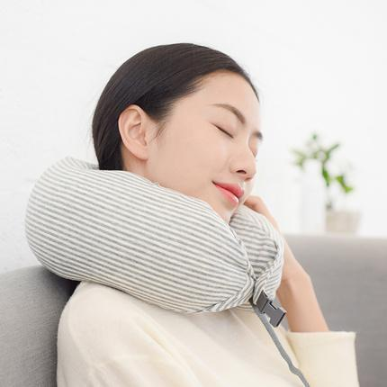 Japanese Style Multi-function Neck Pillow Double Buckle Sports & Travel LIFEASE