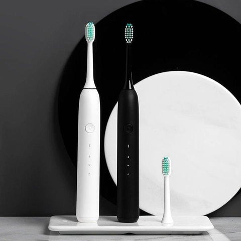 【Use code: BOGOORAL, Buy 2 Toothbrushes for $69.99】Japanese Style Sonic Electric Toothbrush