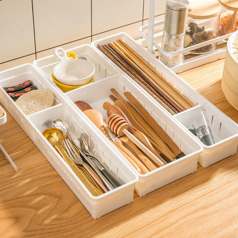 Kitchen Drawer Organizer [Made In Japan] Home & kitchen LIFEASE