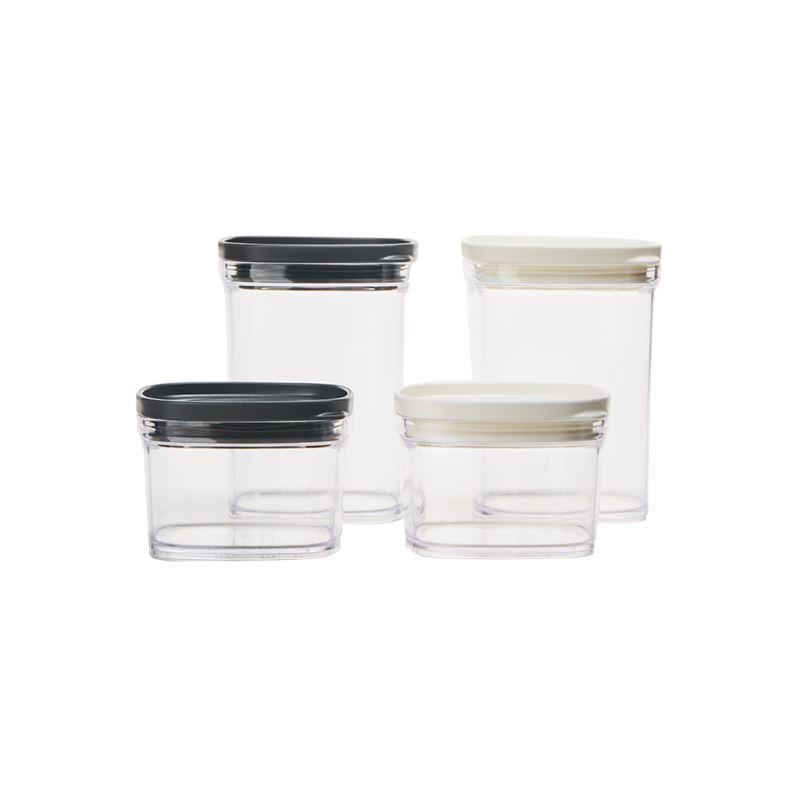 Kitchen Food Storage Containers - 7oz - 17.5oz [Made In Japan] Home & kitchen LIFEASE