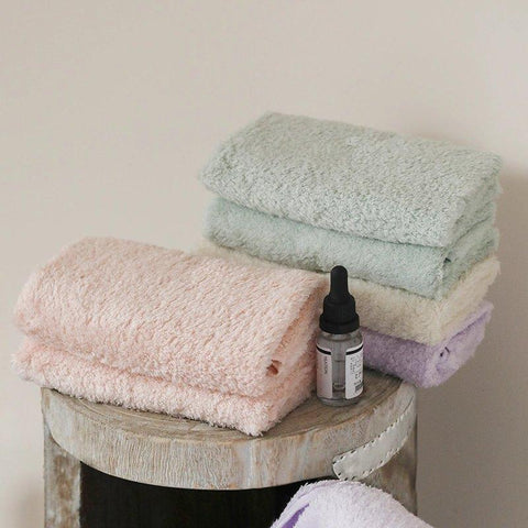 Light and Soft Travel Long Cotton Square Towel Home & kitchen LIFEASE
