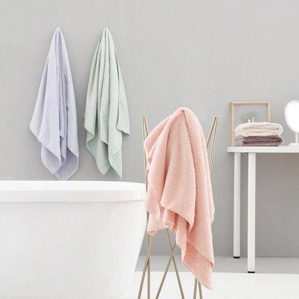 Light and Soft Travel Long-Staple Cotton Bath Towel Home & kitchen LIFEASE