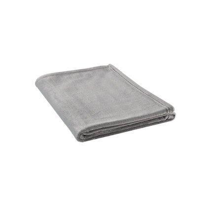 "Lightweight and Warm Multi-purpose Blanket for Office and Home 39""x55"" - Multiple Colors Home & kitchen LIFEASE Grey 39""x55"""