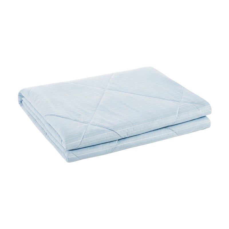 "Long Lasting Cooling Blanket Home & kitchen LIFEASE Blue Twin (Fit comforter 59""x78.7"")"