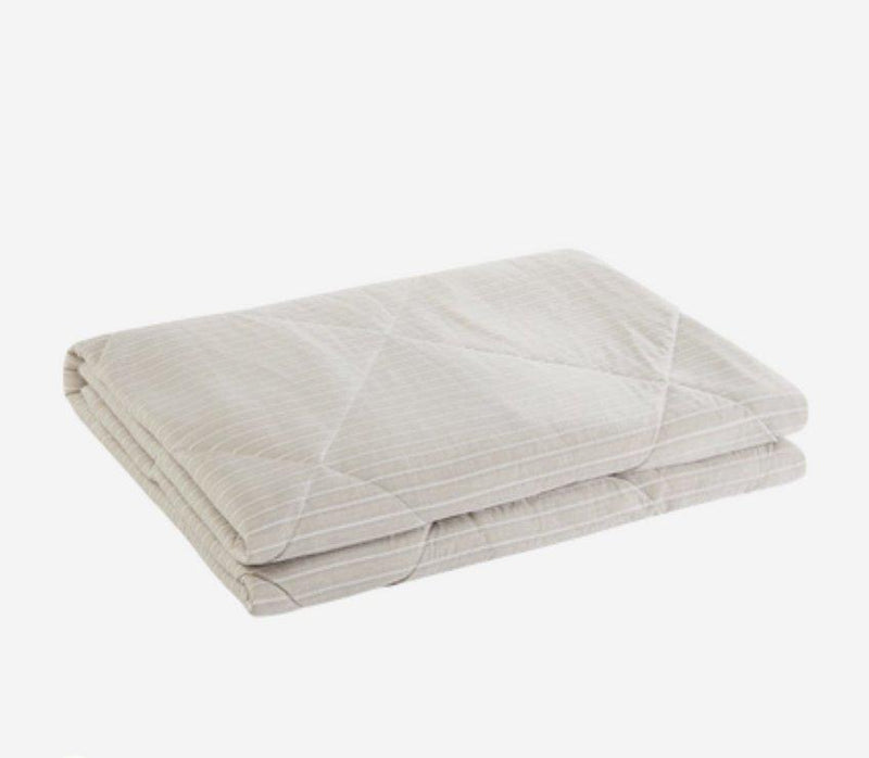 "Long Lasting Cooling Blanket Home & kitchen LIFEASE Khaki Twin (Fit comforter 59""x78.7"")"