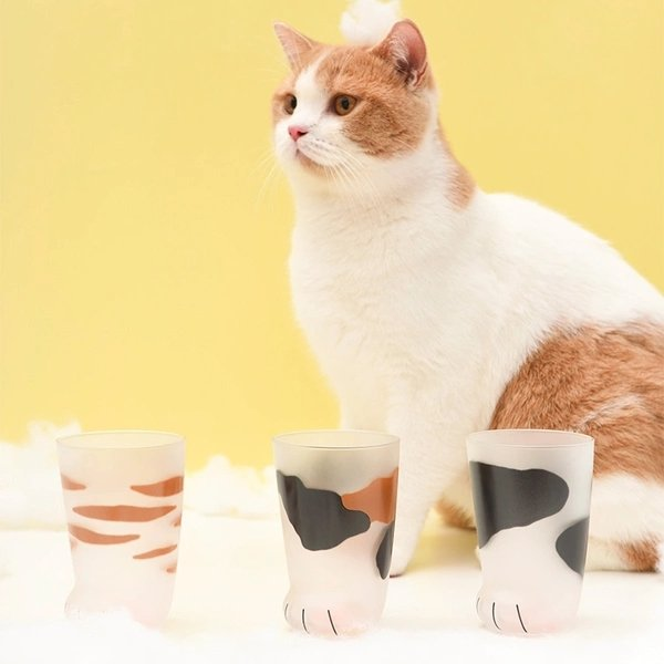 [Made in Japan] Cat Claw Shape Cup - Lifease