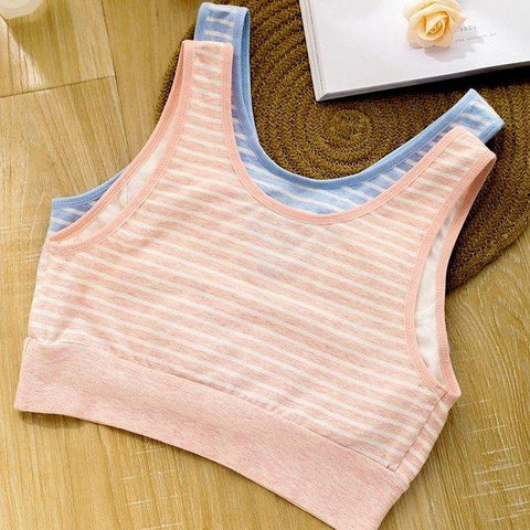 Maternity Vest-Style Breastfeeding Bras Baby Care LIFEASE