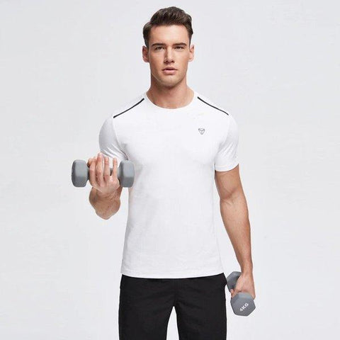 Men's Classic Sports T-Shirt Sports & Travel LIFEASE
