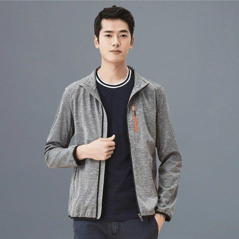 Men's Fleece Jacket Sports & Travel LIFEASE