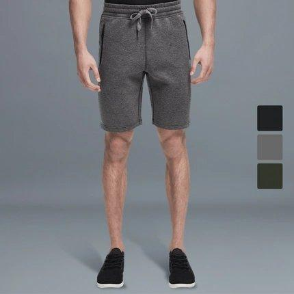 Men's Knitted Training Shorts Sports & Travel LIFEASE
