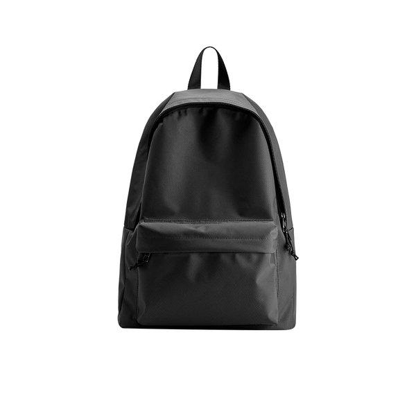 Men's Minimalist Backpack Apparel shoe bag LIFEASE Black