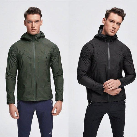 Men's Outdoor Lightweight Jacket Sports & Travel LIFEASE