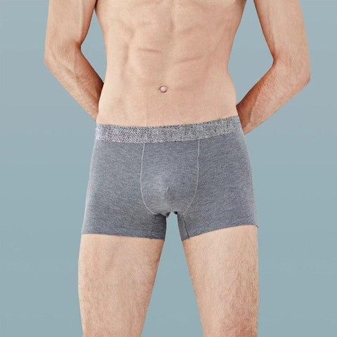 Men's Seamless Boxer Briefs Apparel shoe bag LIFEASE