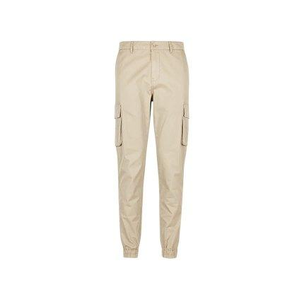 Men's Tooling Trousers with Multi-Pocket Apparel shoe bag LIFEASE Khaki 30 Four Season