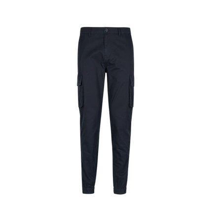 Men's Tooling Trousers with Multi-Pocket Apparel shoe bag LIFEASE Navy 33 Four Season