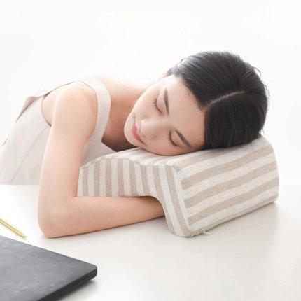 Multi-Functional Memory Foam Nap Pillow Home & kitchen LIFEASE