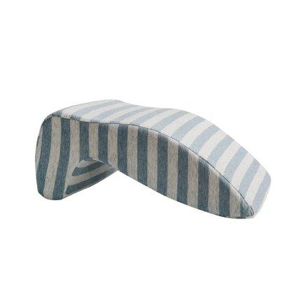 Multi-Functional Memory Foam Nap Pillow Home & kitchen LIFEASE Blue
