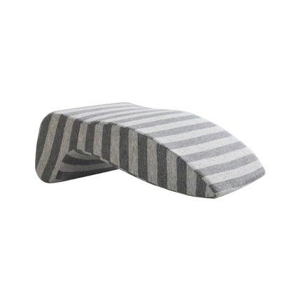 Multi-Functional Memory Foam Nap Pillow Home & kitchen LIFEASE Grey
