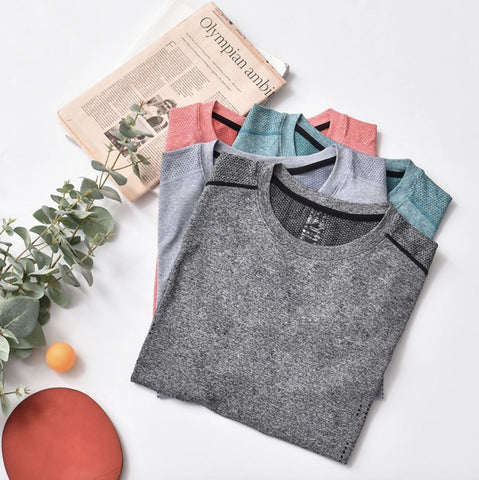Performance Casual Quick-Dry T-Shirt for Men