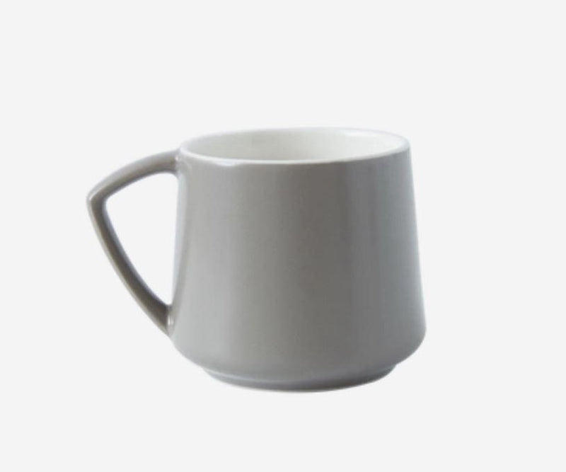 Plain Non-Stick Ceramic Mug - Multiple Colors Home & kitchen LIFEASE Grey