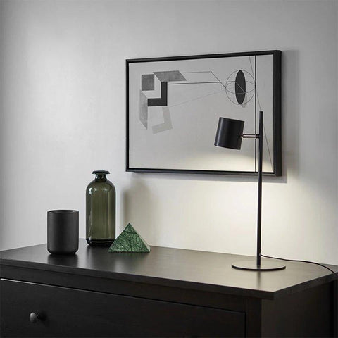 Polaris Minimalist Table Lamp Home & kitchen LIFEASE