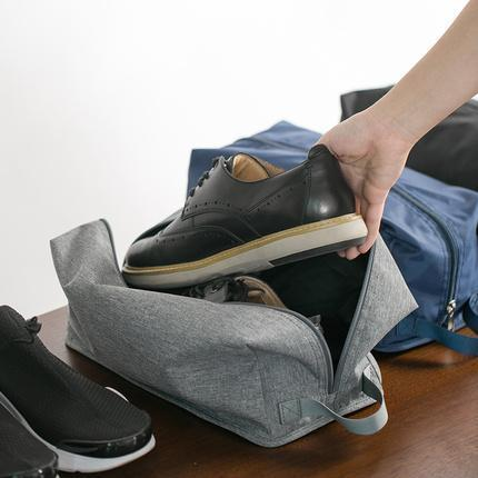 Portable Shoe Bag Storage and Organization